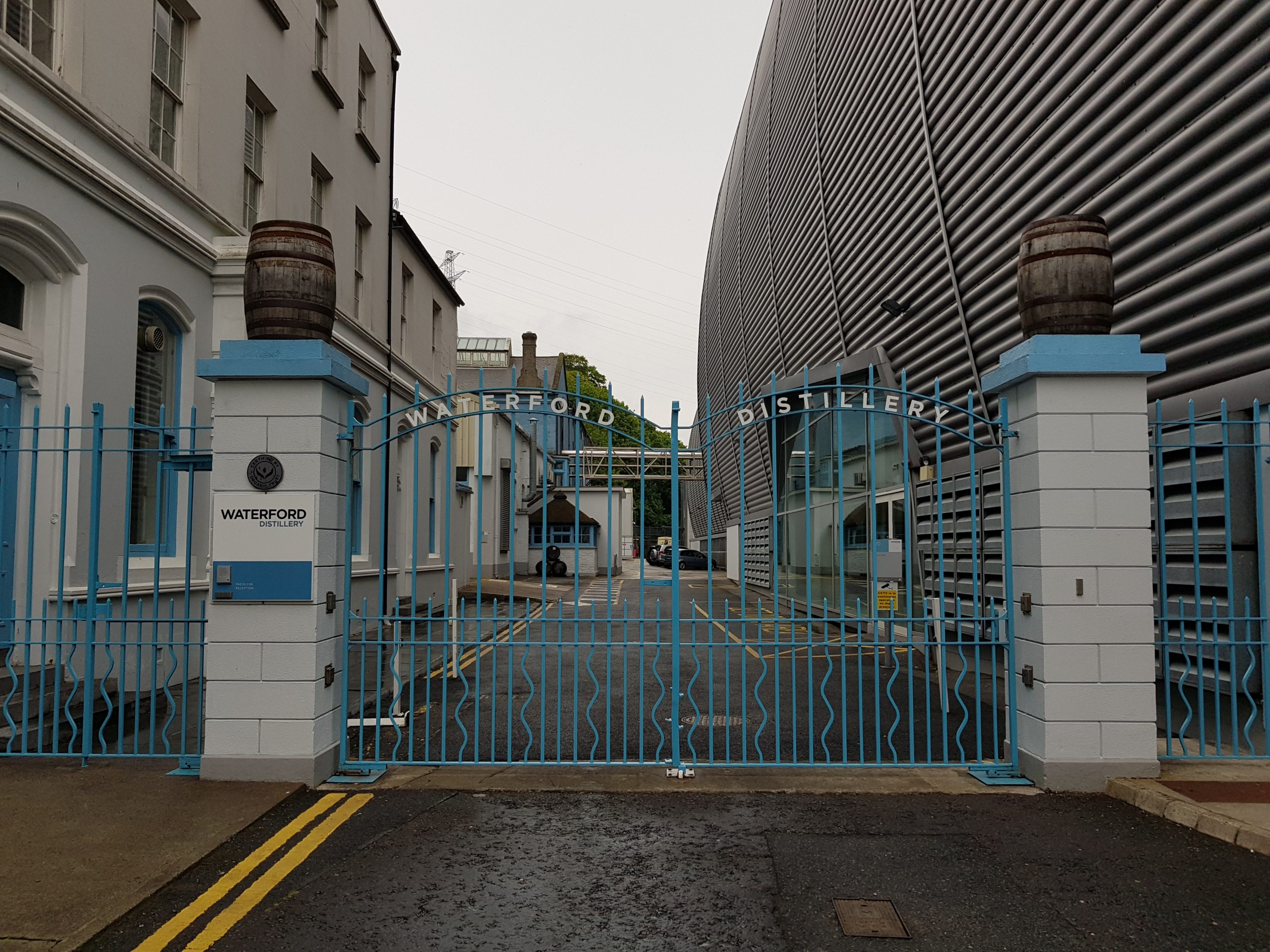 Waterford Gates