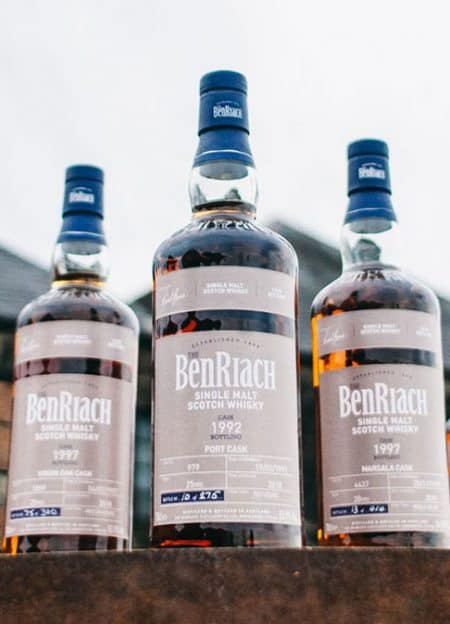 BenRiach Cask Batch 15