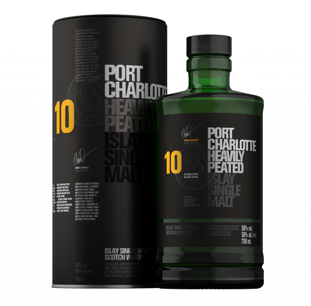 Port Charlotte-Bottle-Port Charlotte 10YO