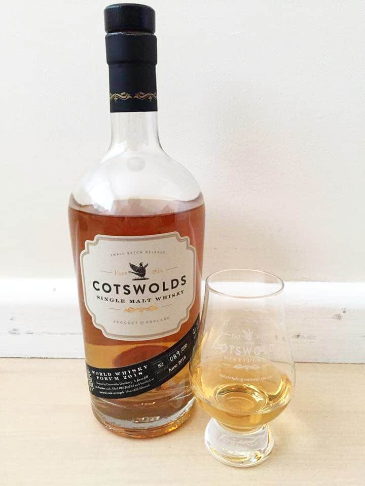 Cotswolds World Whisky Forum Bottling