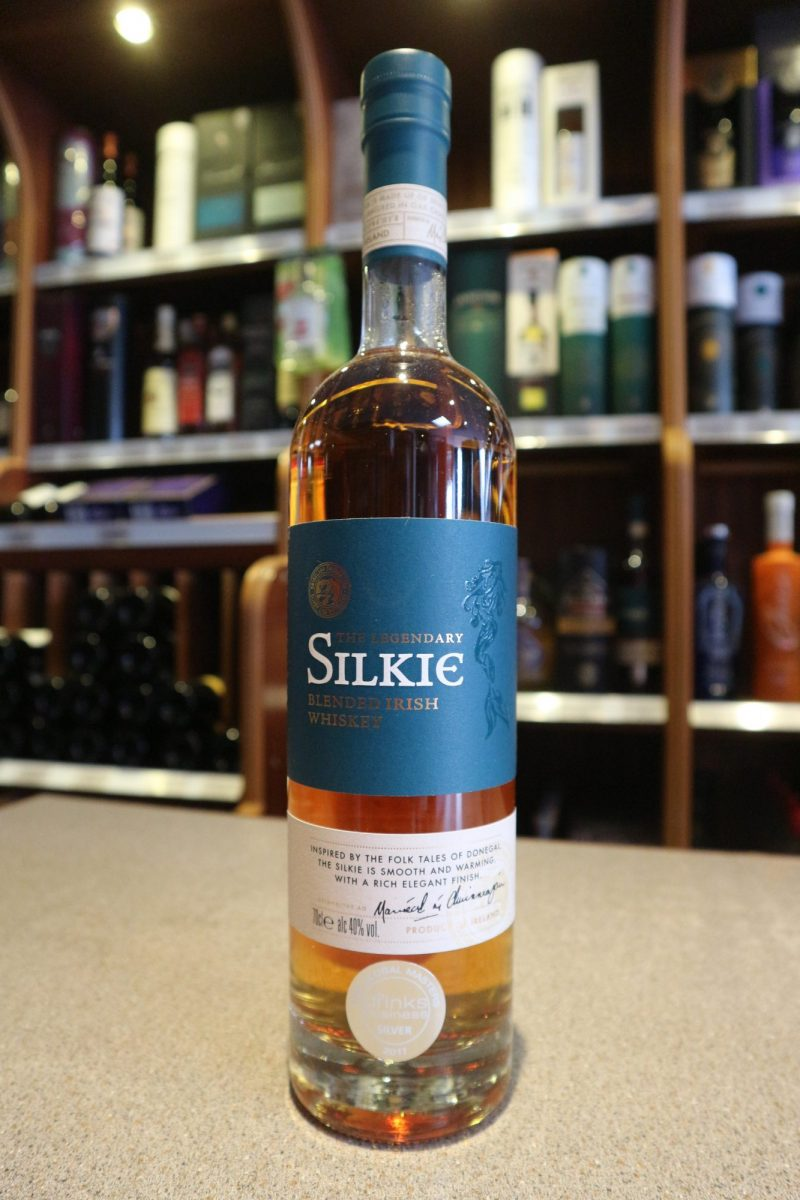 The Silkie irish whiskey