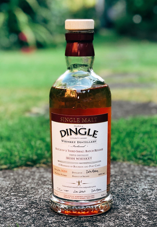Dingle Single Malt 3