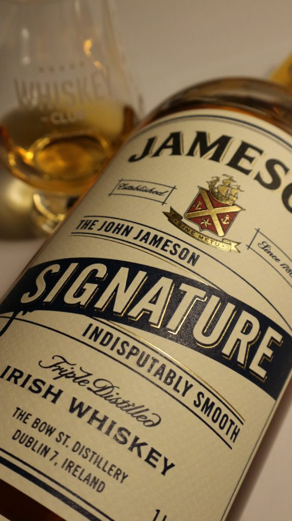 Jameson Signature
