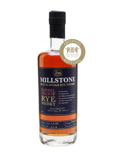 millstone rye whisky exchange