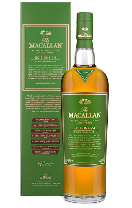 Macallan Edition 4
