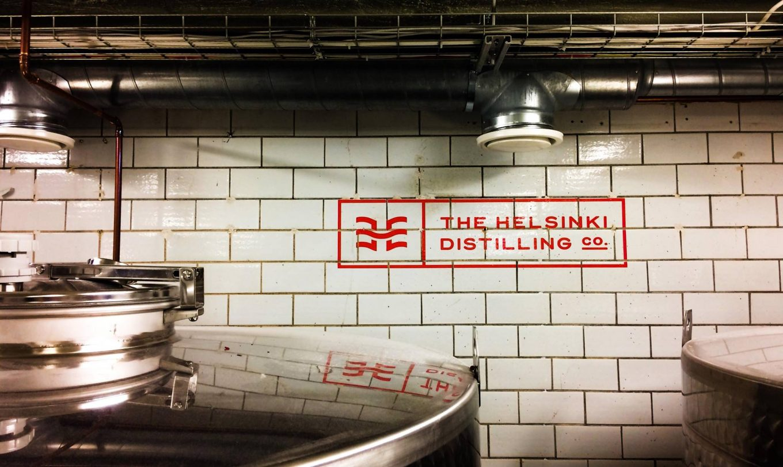Helsinki Distilling Company 100% Rye Malt Release #2