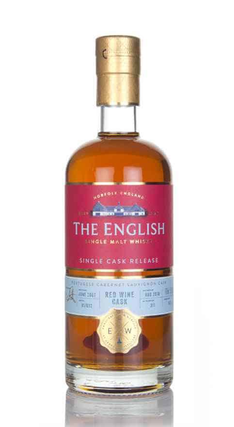 THE ENGLISH SMALL BATCH Cabernet Sauvignon Cask