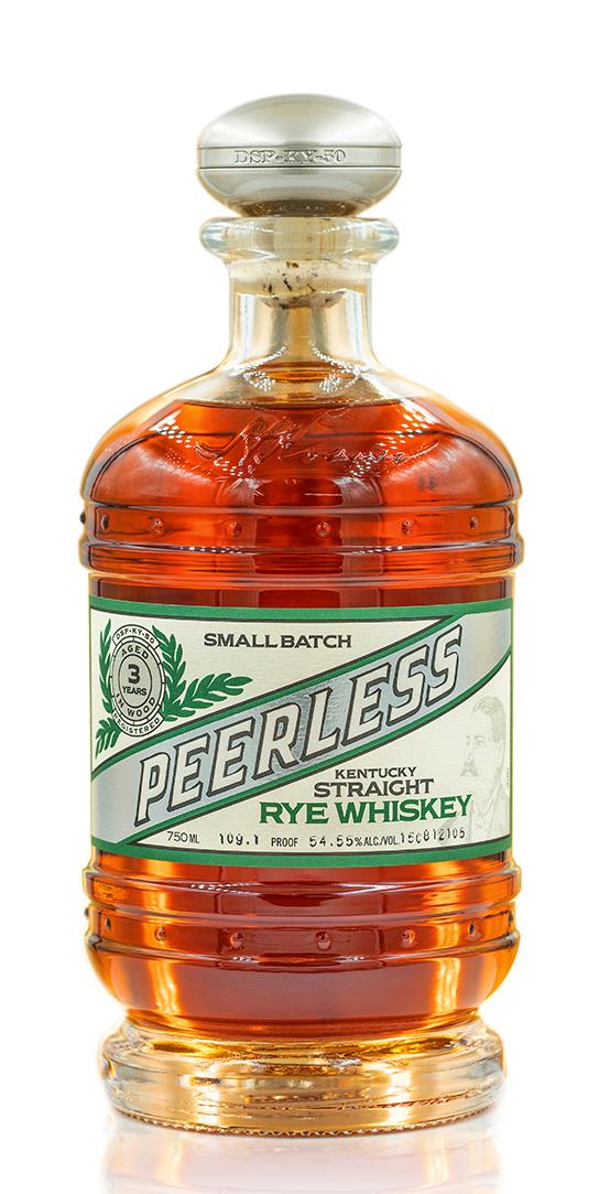 Peerless Distilling 3 Year Old Rye