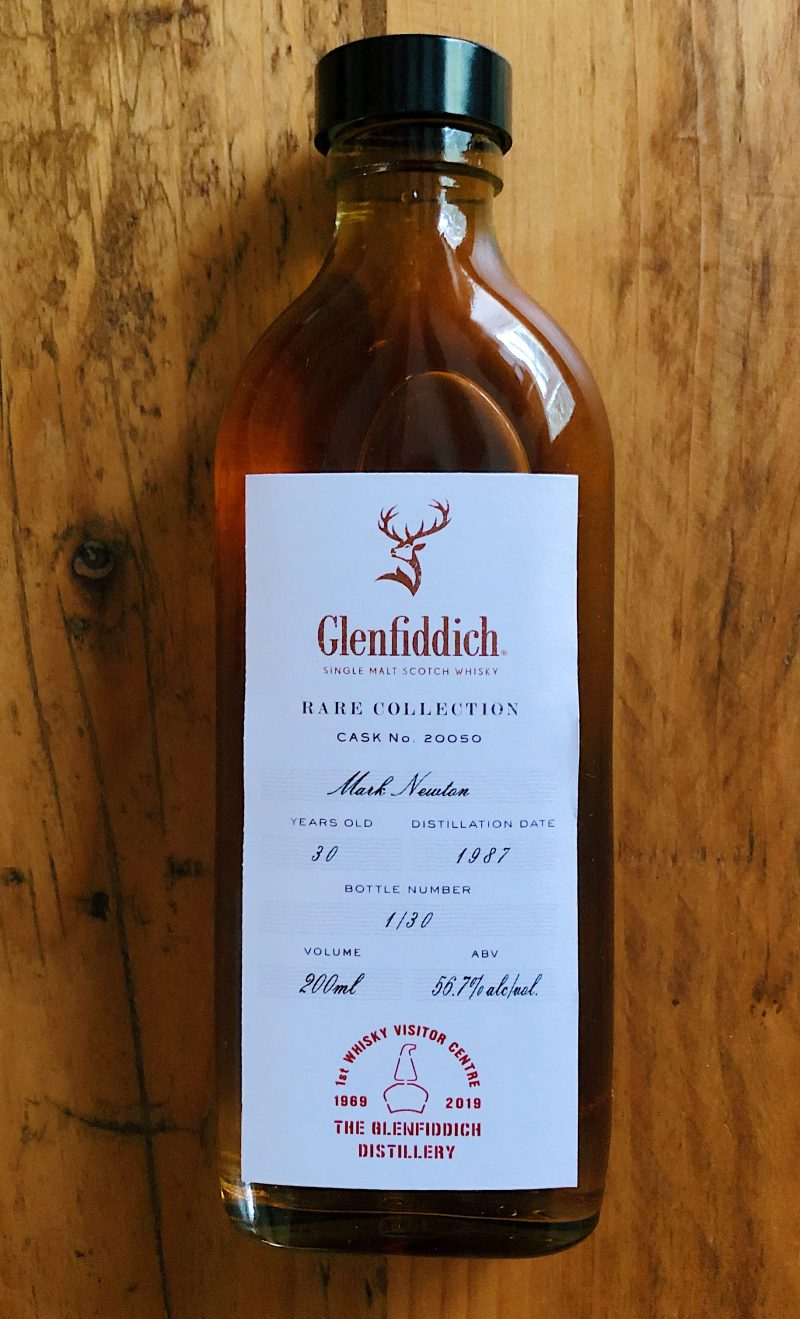 Glenfiddich Rare collection 30