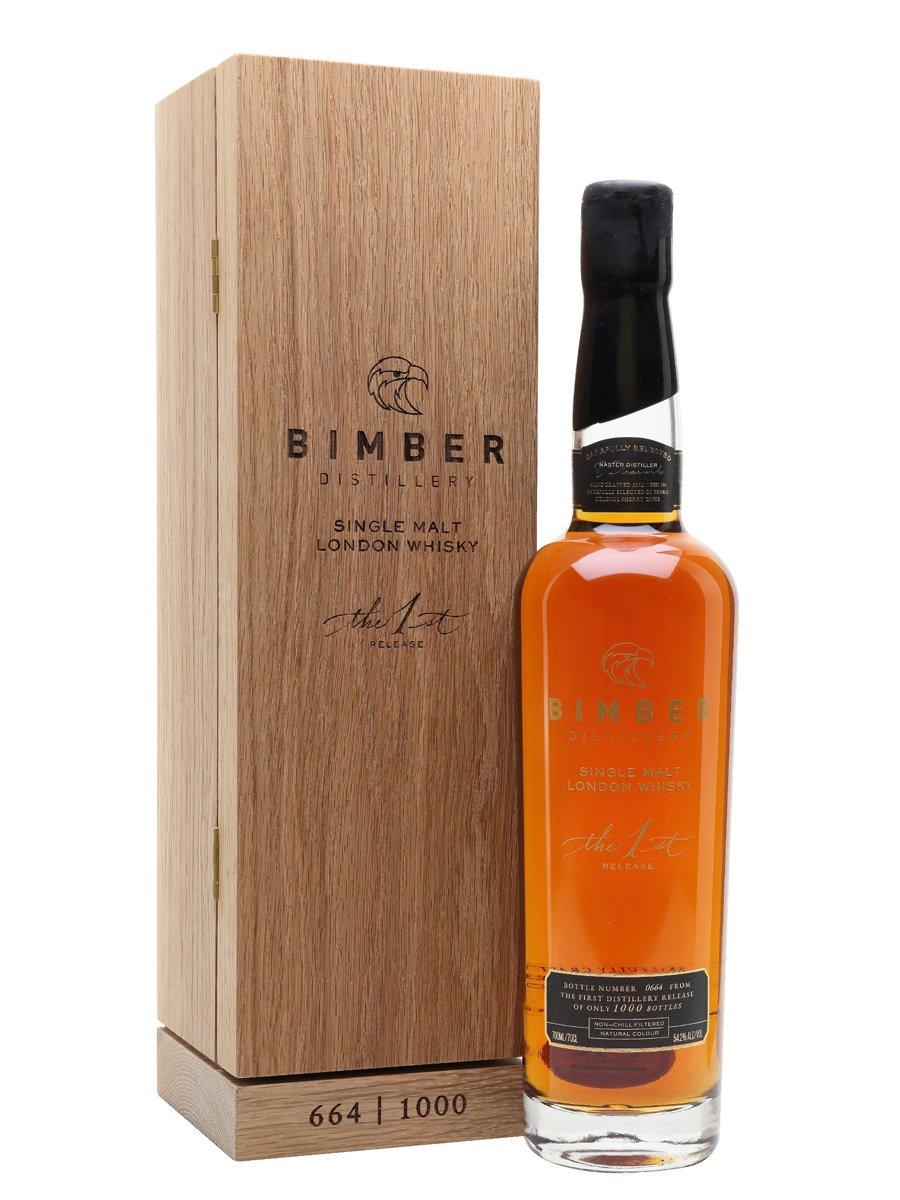 Bimber bottle