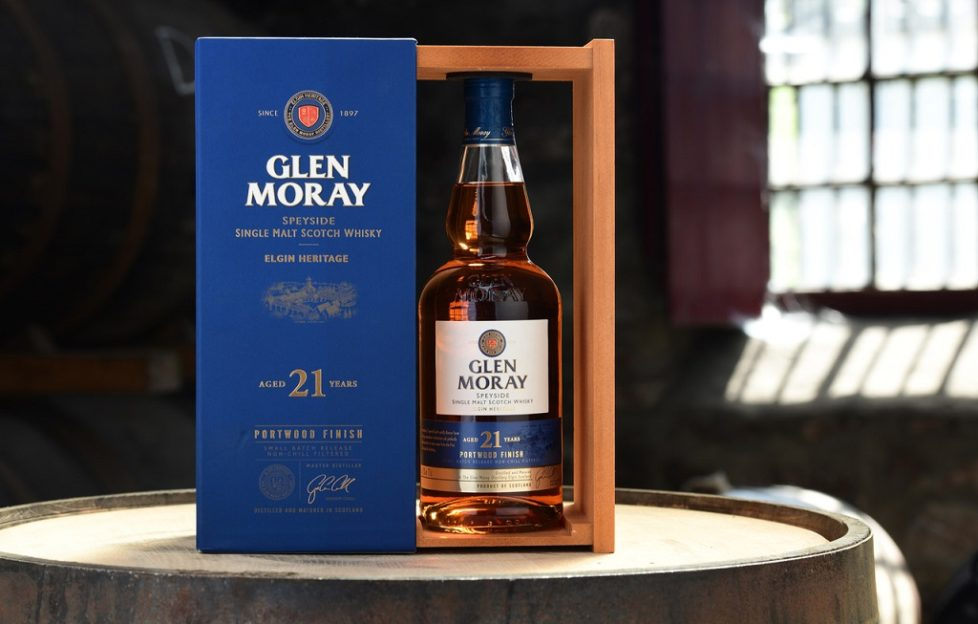 Glen Moray 21 Year Old Portwood Finish
