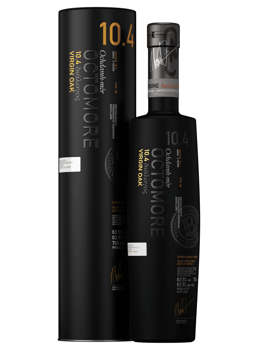 Octomore 10.4
