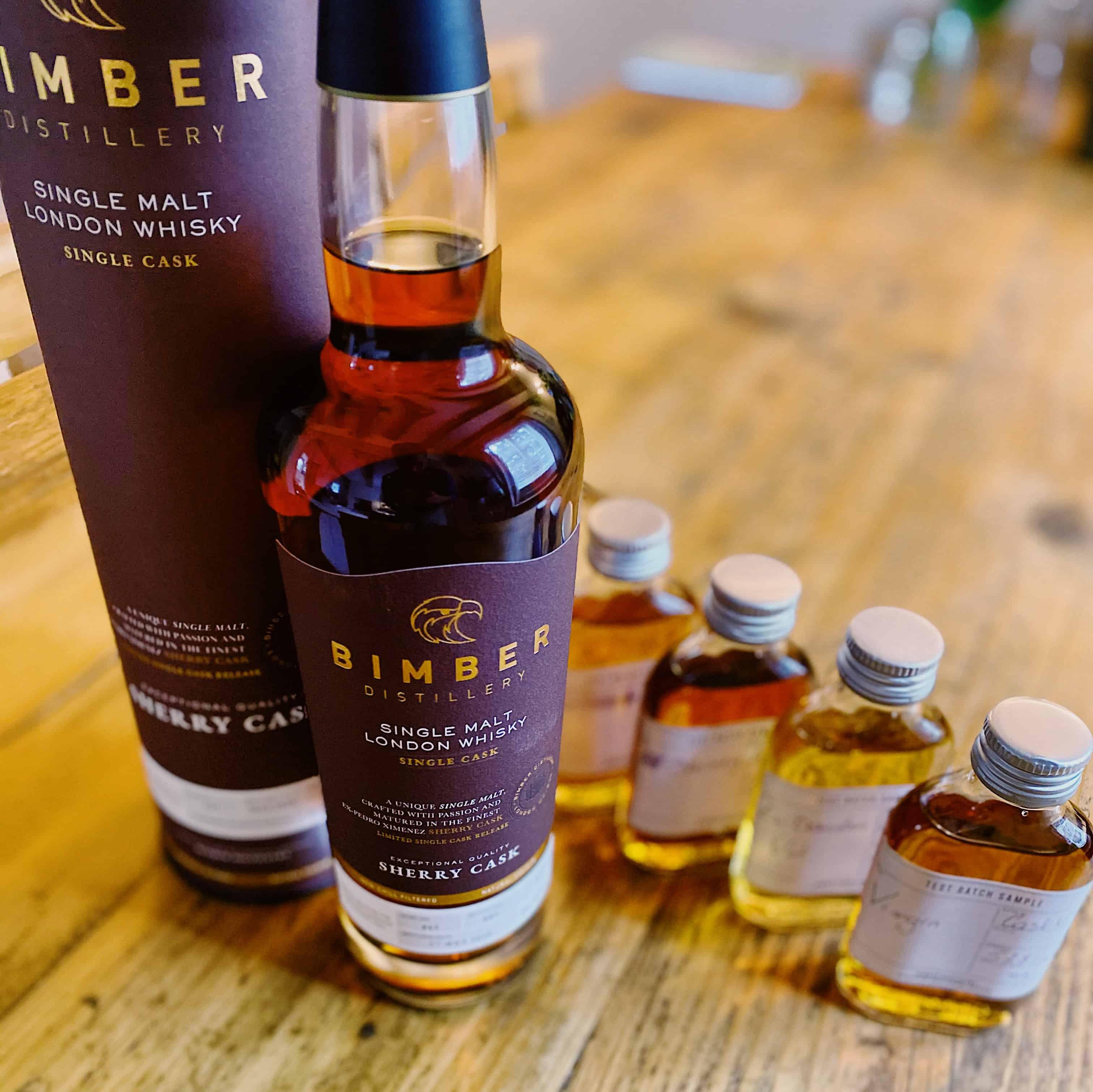 Bimber whisky
