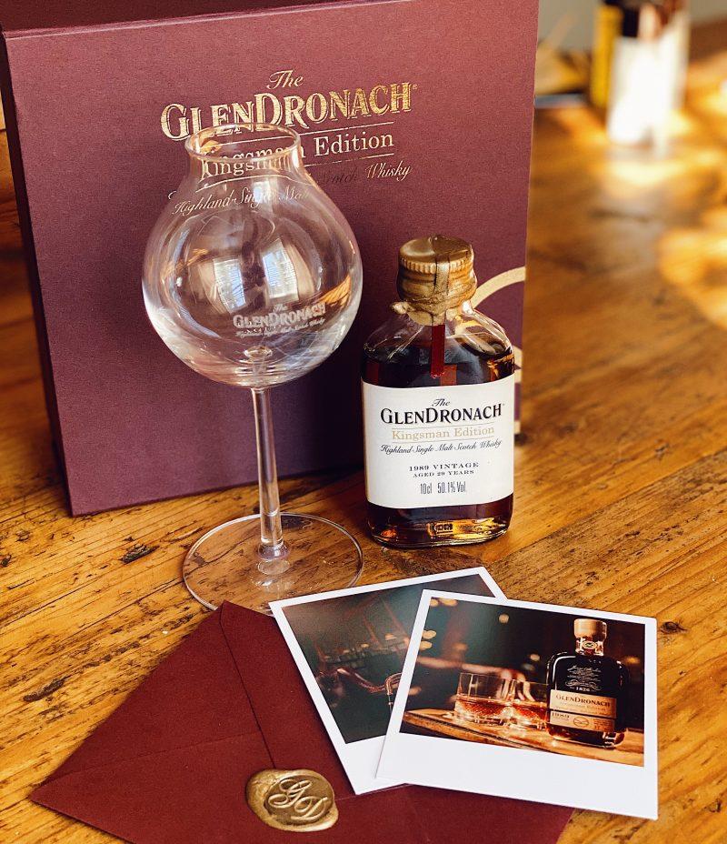 Glendronach Kingsman 1989