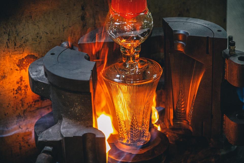 Lalique decanter