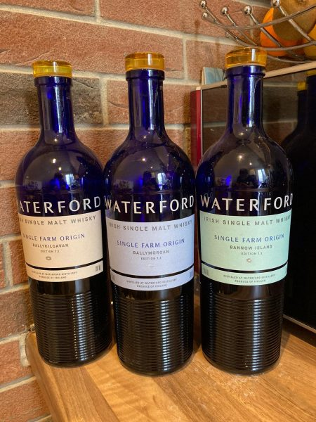 Waterford Whisky Trio